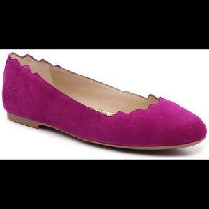 Sam Edelman Purple Finnegan Ballet Flats
